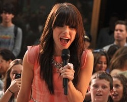 Carly Rae Jepsen - Getty