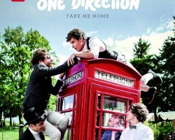 one direction take me home cover