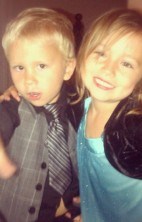 Jaxon and Jazzy Bieber