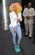 Nicki Minaj Idol 1