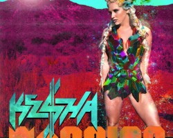 kesha warrior album cover