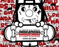 lil wayne dedication 4
