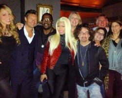 Mariah Carey, Randy Jackson, Ryan Seacrest, Nicki Minaj, Keith Urban - Instagram