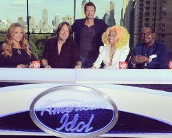 new idol judges