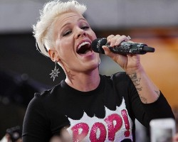 Pink - Getty