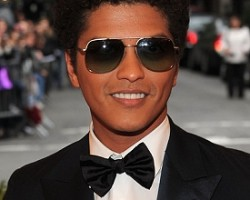 Bruno Mars - Getty