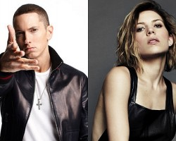 Eminem, Skylar Grey - Interscope, David Roemer