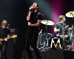 Maroon 5 - Getty
