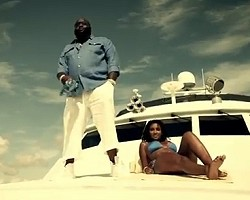 "Rick Ross in ""Diced Pineapples"""