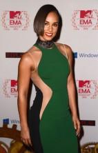 Alicia Keys EMA 2