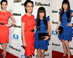 Katy Perry and Carly Rae Jepsen - Getty
