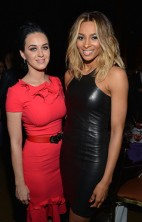 Katy and Ciara Billboard WIM