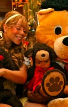 Mariah Carey and Dem Babies