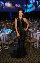 Selena Gomez Unicef SnowFlake Ball 2012 2