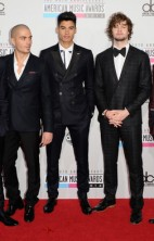 The Wanted AMAs