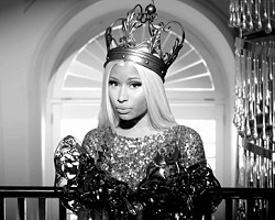 """Nicki Minaj in """"Freedom"""""""