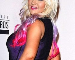 Christina Aguilera - Getty