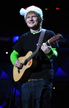 Ed Sheeran Z100 Jingle Ball 1