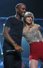 Taylor Swift and BoB Z100 Jingle Ball
