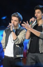 The Wanted Z100 Jingle Ball 2