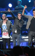 The Wanted Z100 Jingle Ball 3