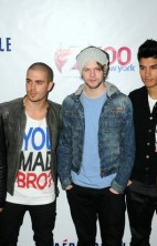 The Wanted Z100 Jingle Ball 4