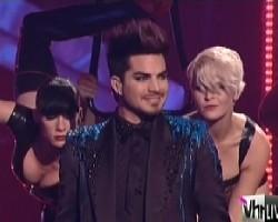 Adam Lambert vh1 divas 2012