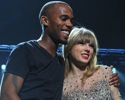 B.o.B and Taylor Swift - Getty