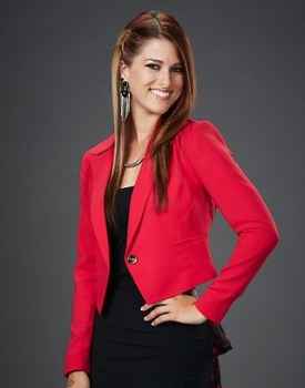 Cassadee Pope The Voice season 3 winner