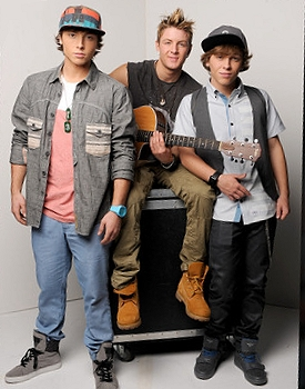 Emblem3 X factor season two