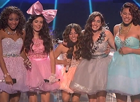 Fifth Harmony X Factor USA semifinals