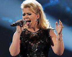 Kelly Clarkson - Getty