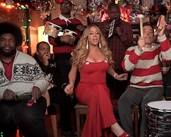 Mariah Carey, Jimmy Fallon, The Roots