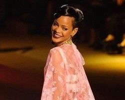 Rihanna - Getty
