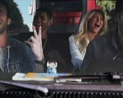 Adam Levine, Usher, Shakira, Blake Shelton