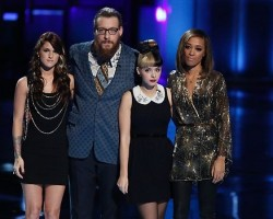 The Voice top 6 results show