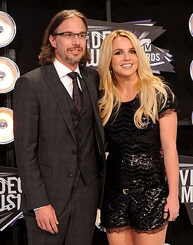 Jason Trawick and Britney Spears Split