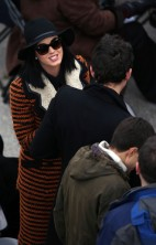Katy Perry and John Mayer Inauguration 1