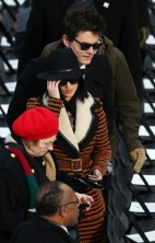 Katy Perry and John Mayer Inauguration 2