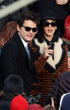 Katy Perry and John Mayer Inauguration 4