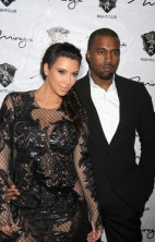KimYe New Years Eve 1