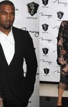 Kim Kardashian and Kanye West - PCN