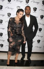 KimYe New Years Eve 2