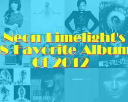 favorite albums 2012