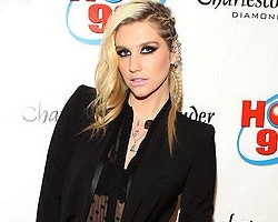 Ke$ha - Getty