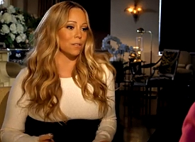 mariah carey nightline clip