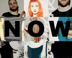 paramore now single cover