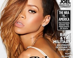 Rihanna - Terry Richardson for Rolling Stone (click to enlarge)