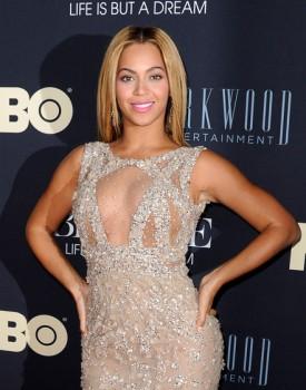 Beyonce LIBAD premiere 1