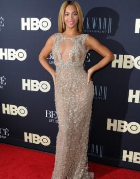 Beyonce LIBAD premiere 2